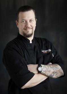 Chef Ryan Adams is  a top 5 favorite chef in Laguna Beach by Locale Magazinne
