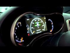 2014 Jeep Grand Cherokee In-Car Technology | Jeep®