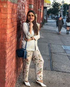 Pajama pants vs. denim shirts #pajamapants #denimshirt #streetstyle #yellowaviatorsunglasses #ssCollective #ShopStyle #MyShopStyle #ootd #fallfashion #mylook #ShopStyleFestival #lookoftheday #getthelook #shopthelook