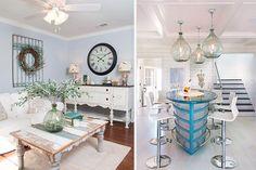 Damajuanas: el complemento perfecto para decorar