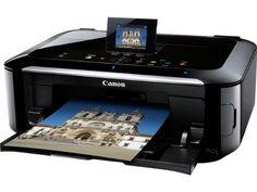Canon MG5350 Imprimante multifonction 3 en 1 Jet d'encre Wifi couleur: Amazon.fr: Informatique