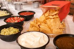 We've got your covered for the Big Game! Get a pound of chips and a pint of salsa for just $5.99!