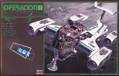 Image result for hasegawa operation omega