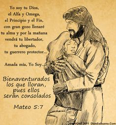 Word of God! I Love You God, God Loves You, God Is Good, Gods Love, My Jesus, Jesus Christ, God First, Bible Verses Quotes, Spanish Quotes