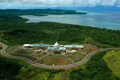 The Republic of Palau moved its capital from Koror to Ngerulmud (Melekeok) in 2006.