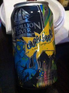 Mispillion River Brewing - Chupacabra! - A mojito inspired blonde ale!