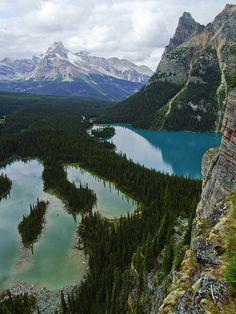 Mary Lake & Lake O'Hara, Canada