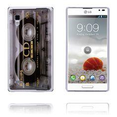 Kassette (Transparent) LG Optimus L9 Cover