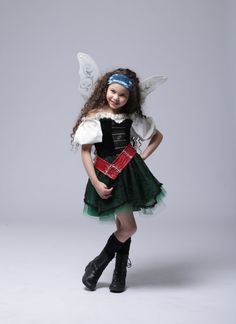 Click here to shop Zarina Pirate Fairy Costume from Tinker Bell and Friends by Ella Dynae disney #tinkerbell #fairy #costume https://www.etsy.com/listing/188177048/zarina-pirate-fairy-disney-inspired?ref=shop_home_active_16