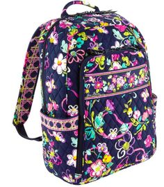 vera bradley bags for school - Google Search Vera Bradley Laptop Backpack ac2ed6a888440