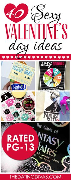 Husband is going to LOVE this!! Sexy Valentine's Day ideas!!
