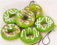 green donuts - Google Search
