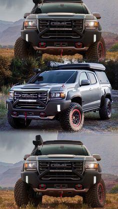 Gmc Canyon, Gmc Pickup, Trucks, Cars, Vehicles, Rolling Carts, Motorbikes, Autos, Truck