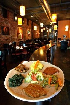 Ethiopian Food... Try it!!!