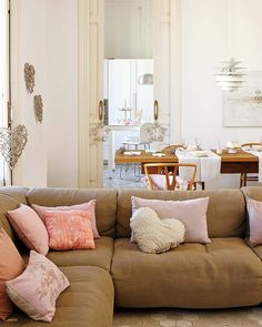 Publishing house transformed into charming home