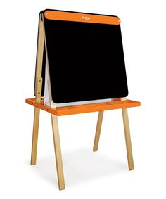 Orange Little One's Art Easel