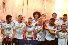 Manchester United v Crystal Palace - The Emirates FA Cup Final 2016