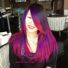 Fashion Color Ombre that is wearable