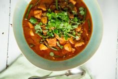 Quick South East Asian Chicken Curry by Nadia Lim | NadiaLim.com
