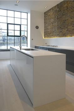 desire to inspire - desiretoinspire.net - Clink Wharf apartment