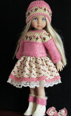 EFFNER LITTLE DARLING DOLLS HANDMADE CLOTHES