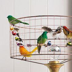 Bird Cage Lamp - Bestsellers - Lighting