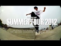 SUPRA 2012 SUMMER TOUR VIDEO... i love the Supra Style
