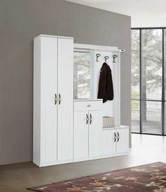Orhan Berra Portmanto Beyaz Country – My All Pin Page Large Living Room Furniture, Living Room Lounge, Home Furniture, Furniture Buyers, Small Mudroom Ideas, Tall Cabinet Storage, Locker Storage, Almirah Designs, Wardrobe Door Designs