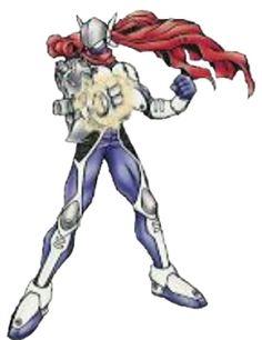 Digimon World Championship: Justimon