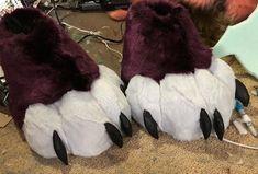 Fursuit Paws, Furry Art, Shag Rug, Badge, Shaggy Rug, Blankets, Badges