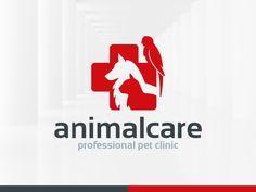 Animal Care Logo Template
