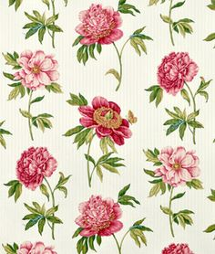 Waverly Forever Yours Spring Fabric - $19.6999   onlinefabricstore.net