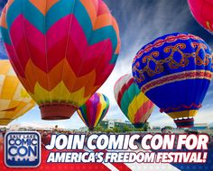 *PIN to WIN* #PROVO! We're excited to be part of the Freedom Festival this weekend! Find us to enter to win a #SLCC16 Multipass! #utah