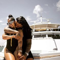 Queen of Petty - Hot Couples, Black Couples, Couples In Love, Celebrity Couples, Family Goals, Couple Goals, Tammy Rivera, Couples Vacation, Black Love