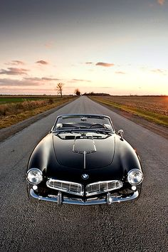 1956 BMW 507 Roadster   Series 1   Grand Touring Convertible   Only 252 were ever produced by BMW from 1956 to 1959
