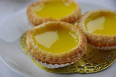 Egg Custard tarts Royal China