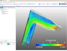 In browser CFD and FEA