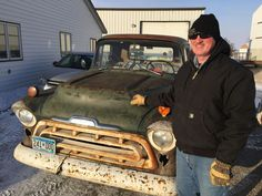 Sportel was in his early 20s and needing a cheap ride to work, when he paid $75 for a rusty Chevrolet pickup.