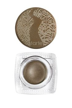 Amazonian clay waterproof cream eyeshadow - shimmering moss by tarte on @HauteLook