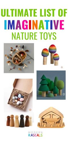 Our toys help create an experience where your kiddo can dream and daydream to their heart's content. Beautifully designed to be enjoyed for generations of children to come - they are destined to become family keepsakes. To make things even better, they are non-toxic, eco-friendly and sustainable. Check our all the imaginative nature toys we have. We have lots of other toys too! Summer Trees, Spring Tree, Winter Trees, Grimm's Toys, Baby Toys, Toys For Girls, Kids Toys, Neon Rainbow, Nesting Bowls