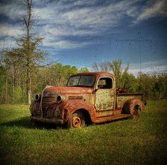 Idling in Jackson County, GA by Evan Leavitt