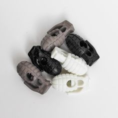 """Lace Jam """"Storm Trooper Pack"""" Grenade Lace Stoppers - Lace lock kaufen - sole spirit"""