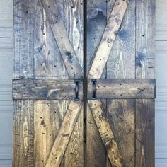 XXL British Brace Barn Door Reserved by SlidingBarnDoor on Etsy