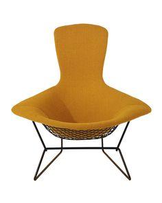 Knoll ® Bertoia Bird Chair with Full Cover | AllModern