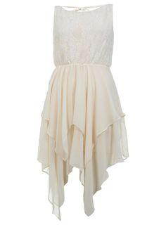 Petites Princess Lace Dress - Prom Dresses - Dress Shop - Miss Selfridge US