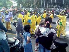 Pawai Olimpiade Budaya Jawa 2016 # Javanese Culture Parade 2016 PART 2