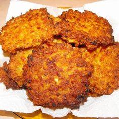 Répás lepcsánka Tandoori Chicken, Cauliflower, Food To Make, Food And Drink, Vegetables, Ethnic Recipes, Tej, Anna, Kitchen