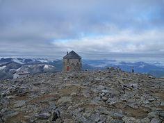 Skålatårnet via Torfinn Rosfjord