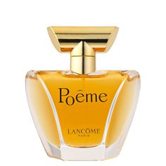 Give off a fabulous fragrance that turns heads whenever you choose the unique notes and scents found in Lancome Poeme perfume. Perfume And Cologne, Best Perfume, Perfume Bottles, Fragrance Parfum, Parfum Chloe, Long Lasting Perfume, Perfume Diesel, Best Fragrances, Essential Oil Blends