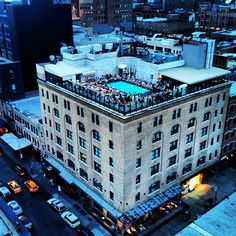 Soho House in New York, NY